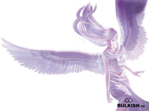 Ангел в векторе
