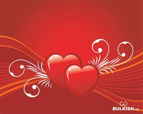 Скачать векторный клипарт - сердце:: nifiga-sebe.ru/index.php?newsid=470