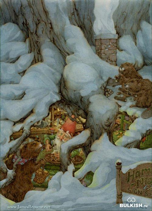 Художник James Browne