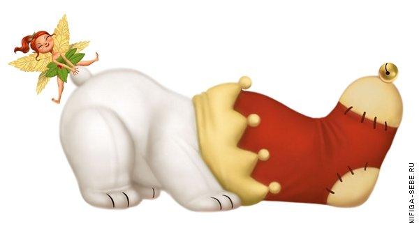 Мишка и фея - картинки канадской художницы  Kei Acedera